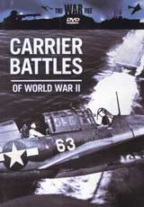 Carrier Battles of World War II  DVD
